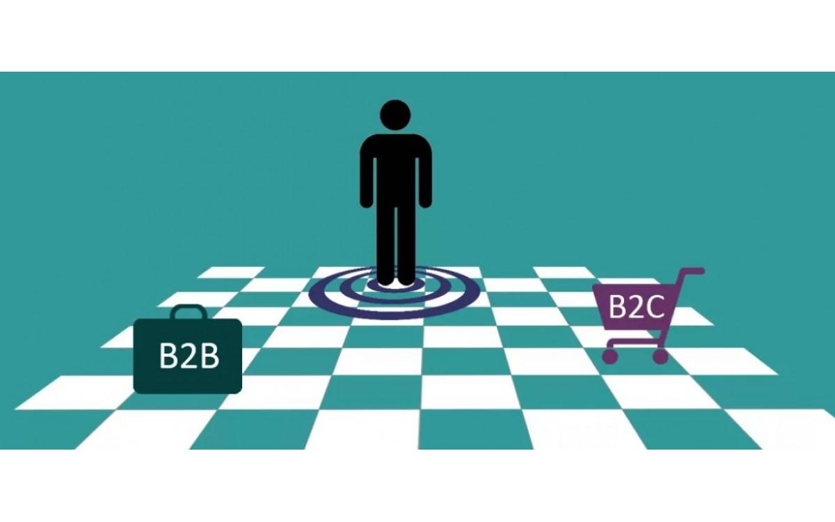 Дайте характеристику виду маркетинга B2C..