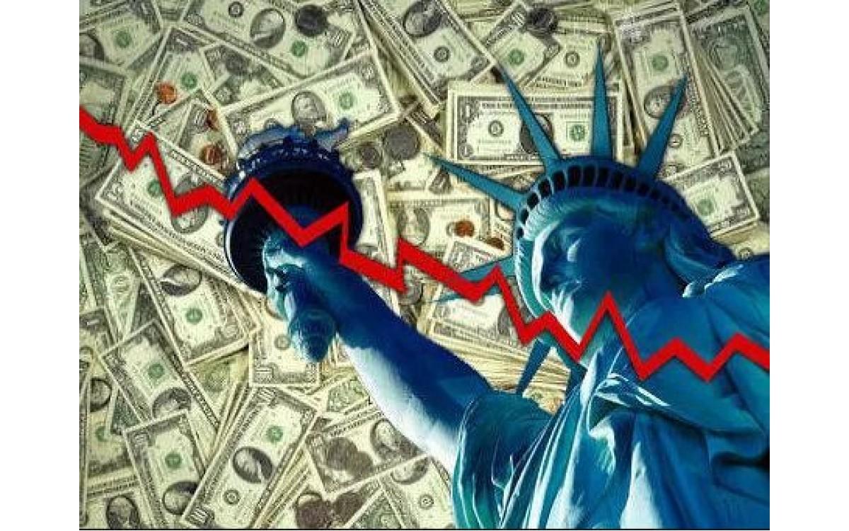 Финансовый кризис США 2007 год..