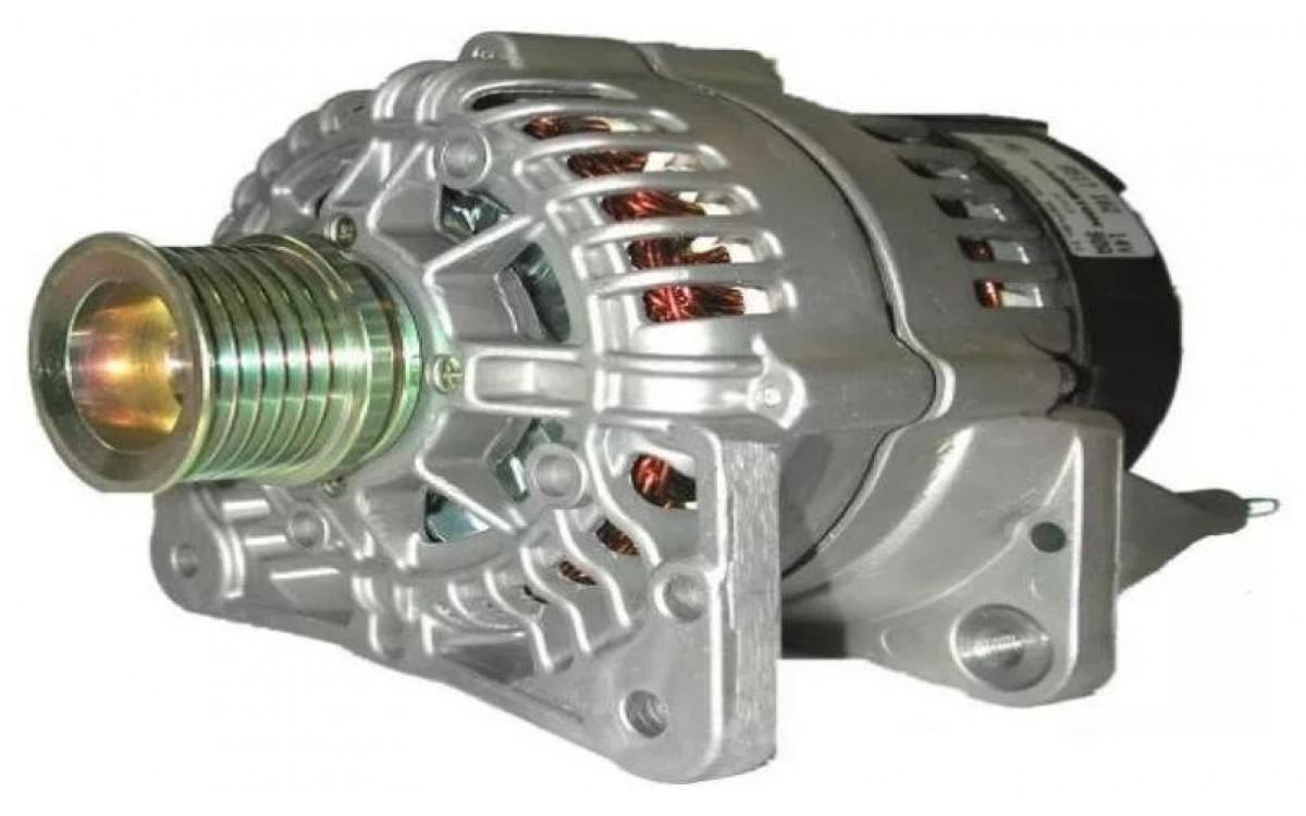 Реферат. Трехфазный генератор переменного тока