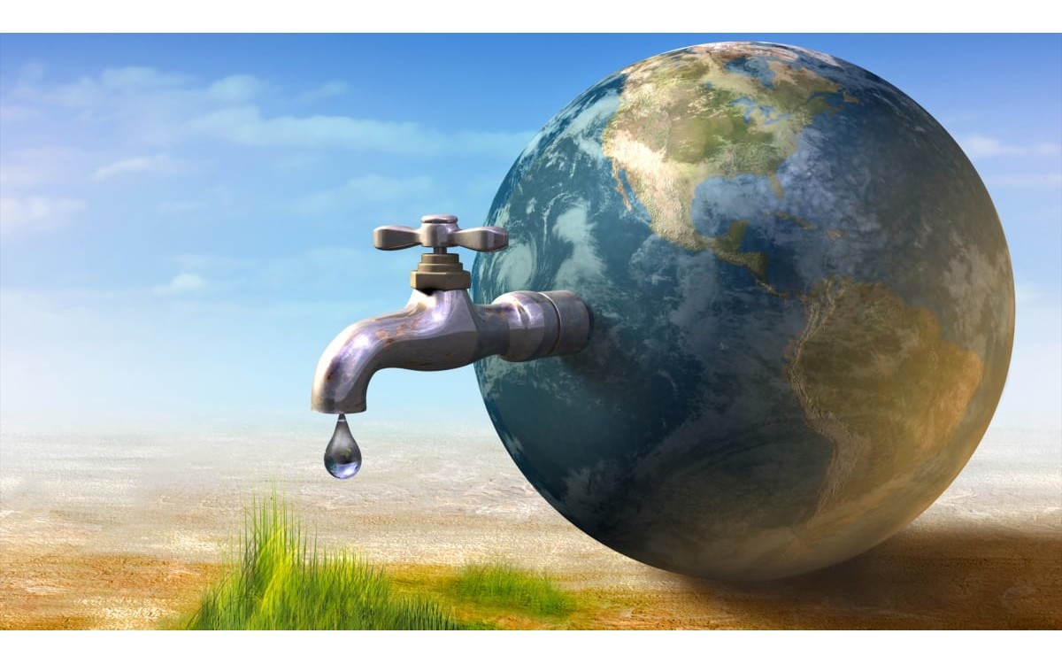 Истощение водных ресурсов. Реф..