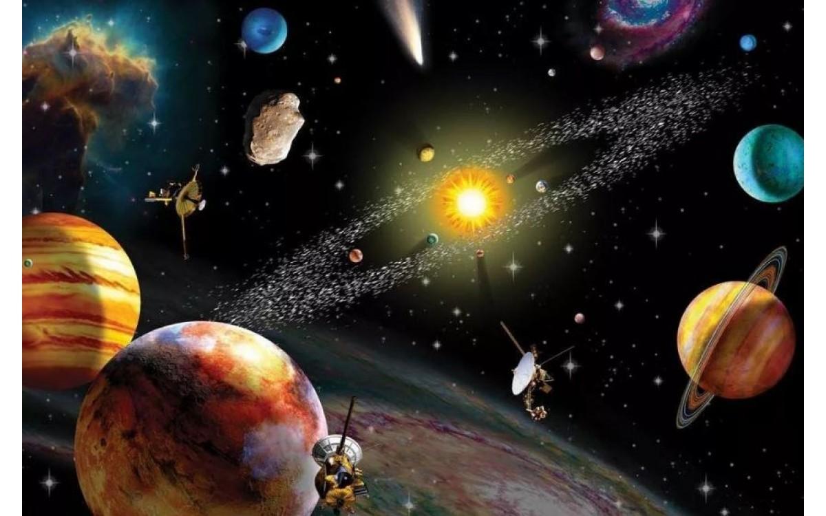 Космические объекты и их виды...