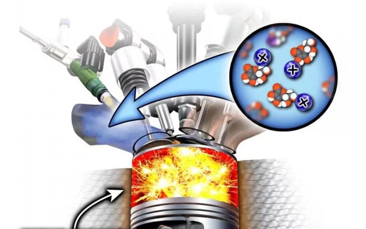 Топлива используемые в двигателях внутре..