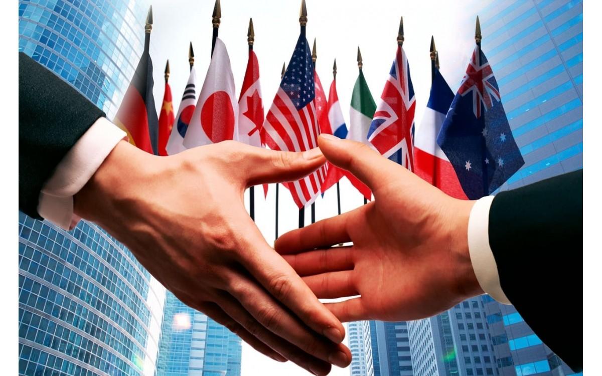 Особенности международного права