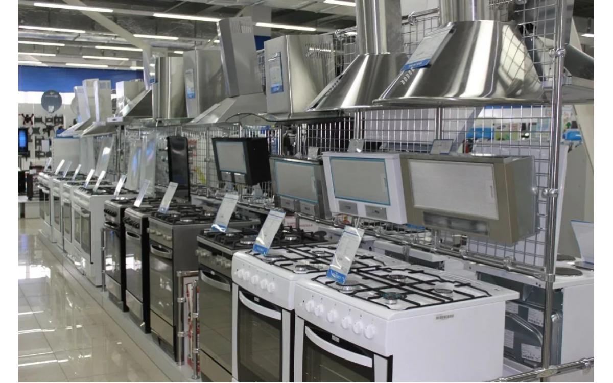 Экономическая диагностика рынка бытовой техники Тюменской области