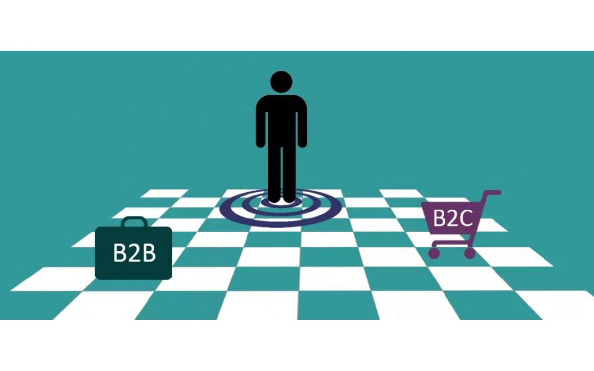 Дайте характеристику виду маркетинга B2C. ПКЗ Марк..