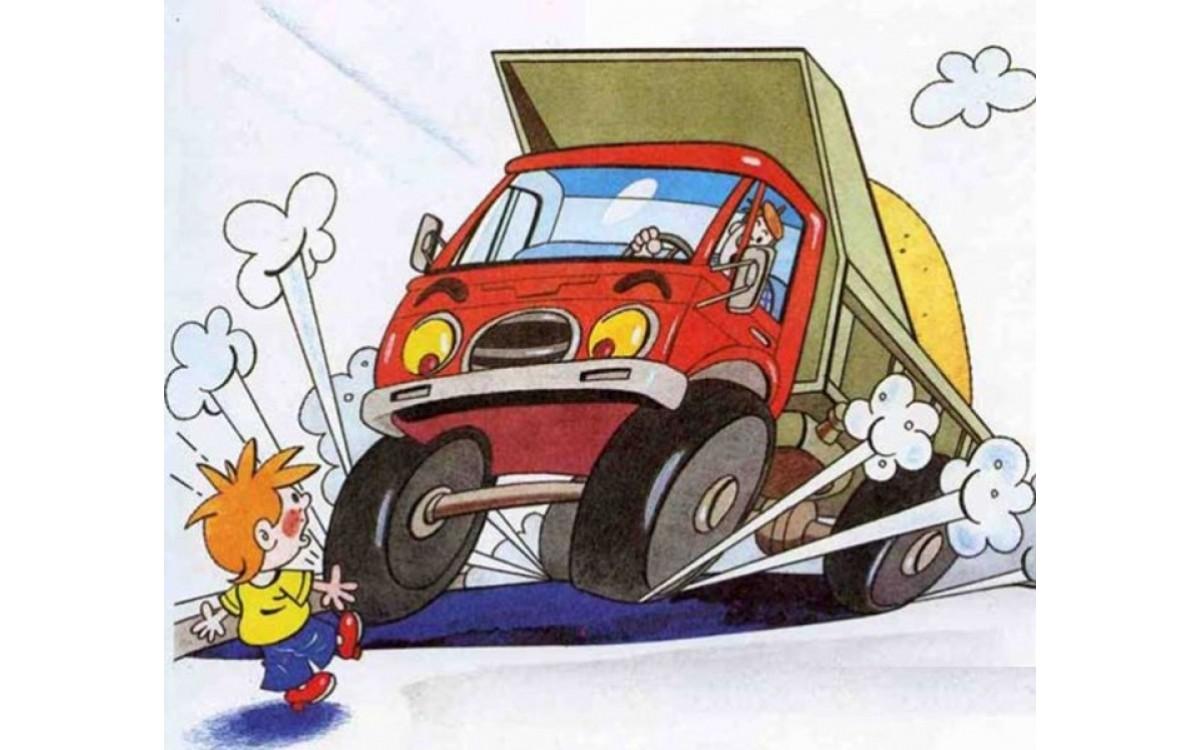 Дорожно-транспортный травматизм. Реферат
