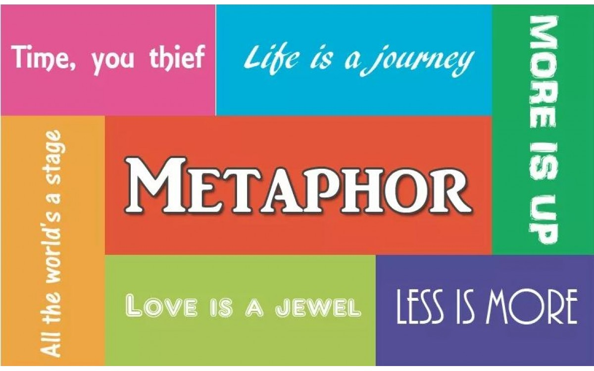 Использование метафоры как способ формирования тво..