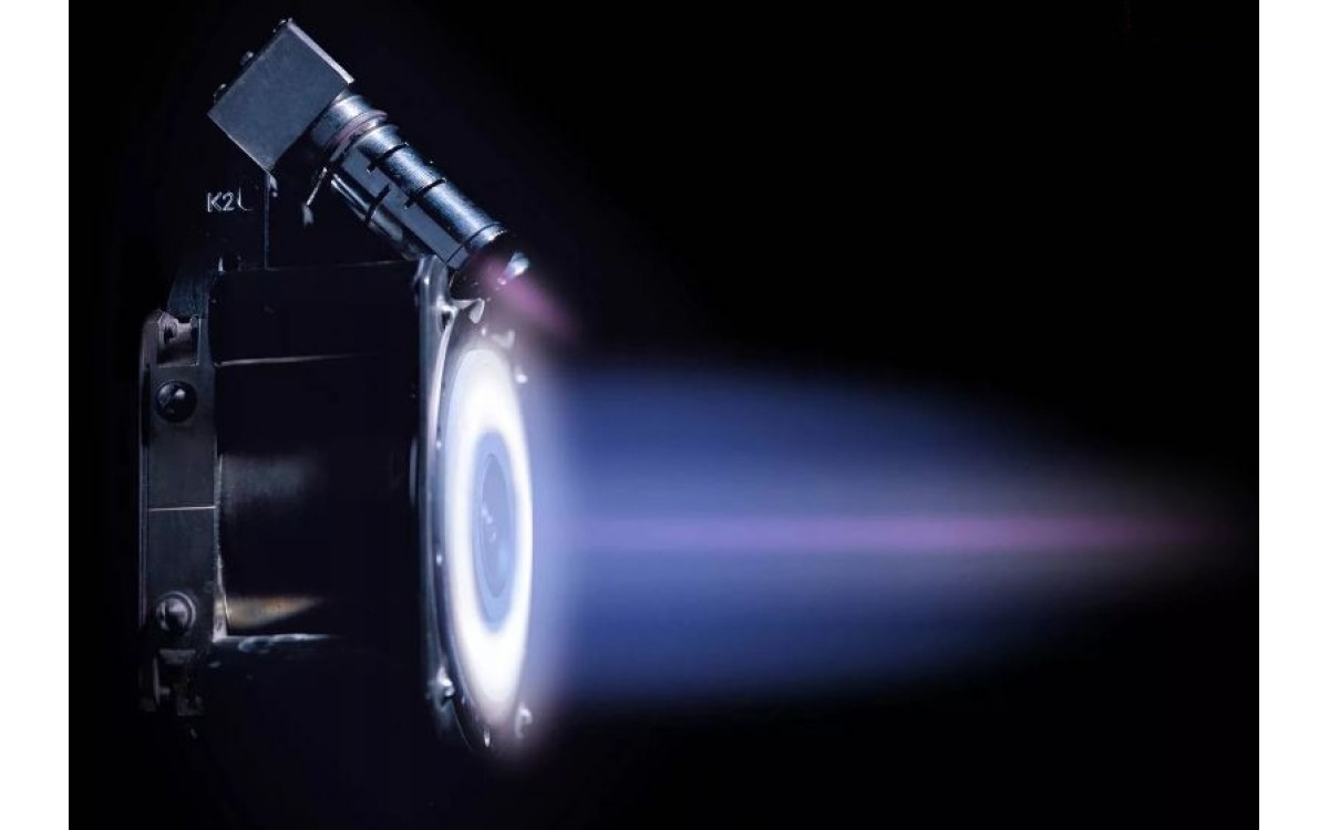 Электрические ракетные двигатели. Реферат