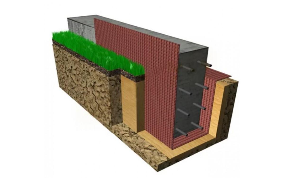Фундаменты на заторфованных и засоленных грунтах. ..