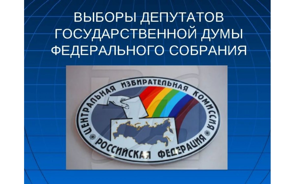 Порядок выборов депутатов Госу..