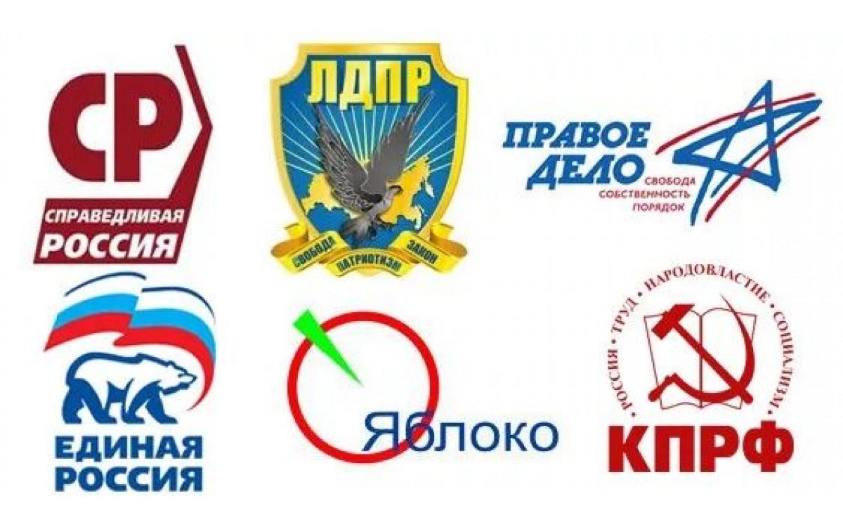 Административно-правовой статус политических партий. Курсовая